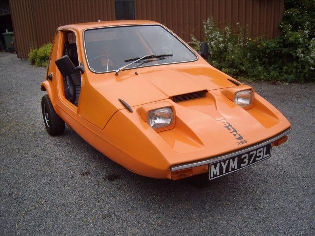 081016 Barn Finds - 1973 Bond Bug - 1