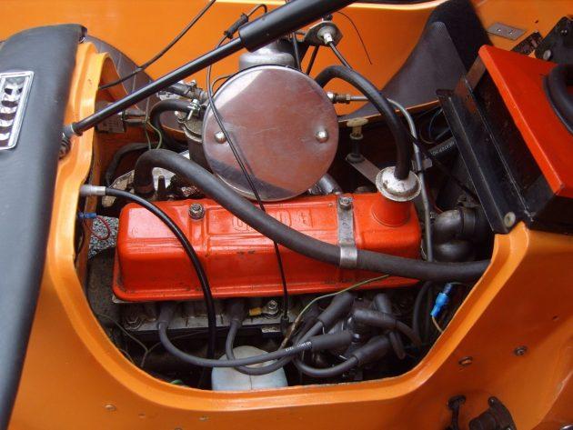 081016 Barn Finds - 1973 Bond Bug - 5