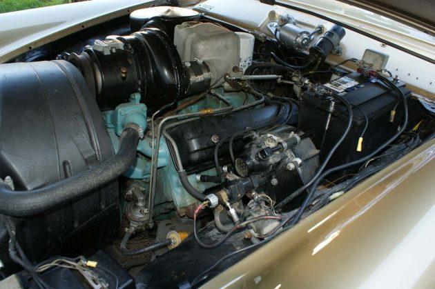 1957 Studebaker Golden Hawk Engine