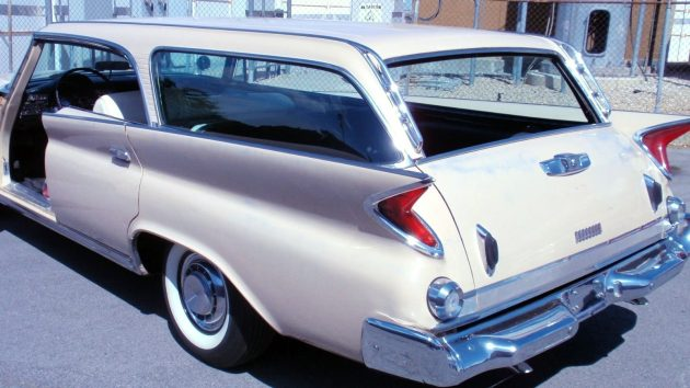 1961 Chrysler Wagon