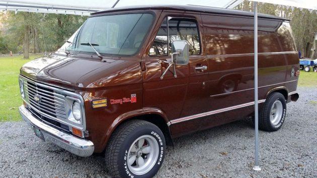 1977 Chevrolet G20