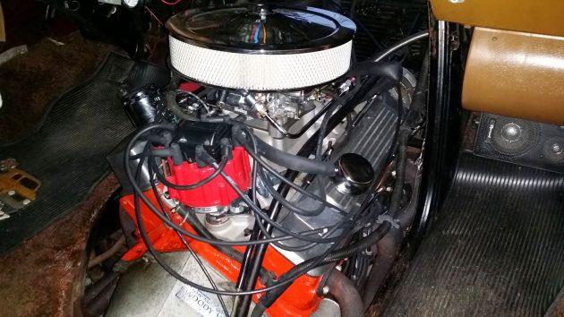 Hi Po 400 V8