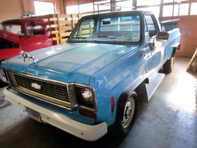 100116-barn-finds-1973-chevrolet-c30-pickup-3