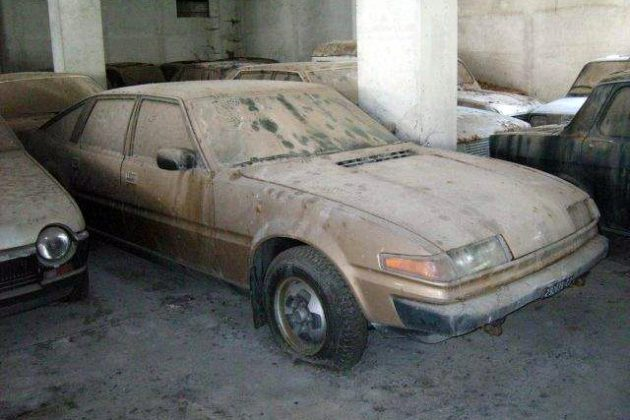 rover-2600-found-in-italy