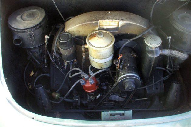 1965-porsche-356-engine