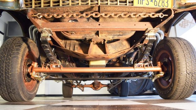 gasser-suspension