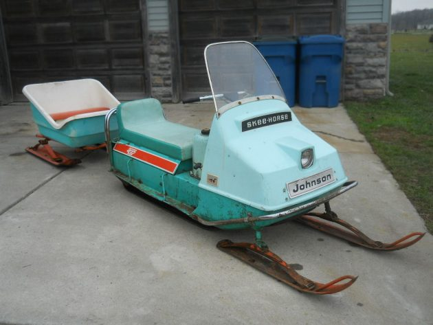 120416-barn-finds-1970-johnson-skee-horse-sleigh-2