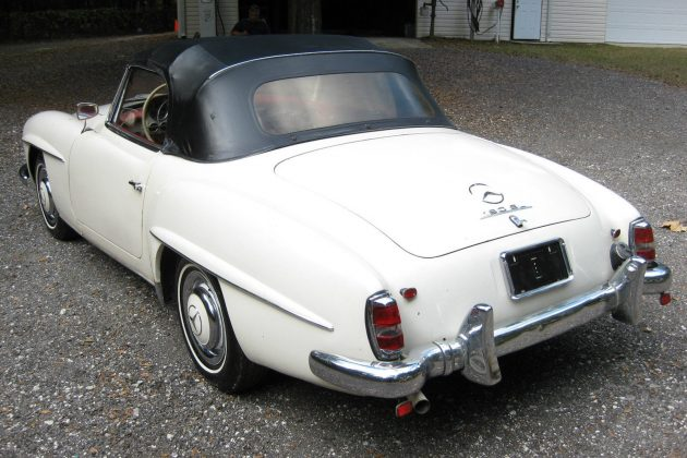 1960-mercedes-190sl-garage-find