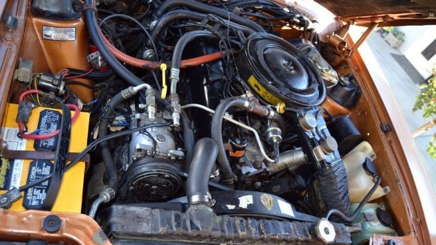 1986-amc-eagle-wagon-engine