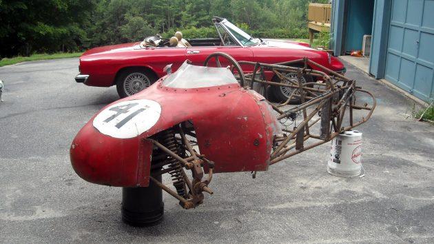 #41 Formula Libre