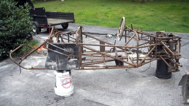 Formula Libre Chassis