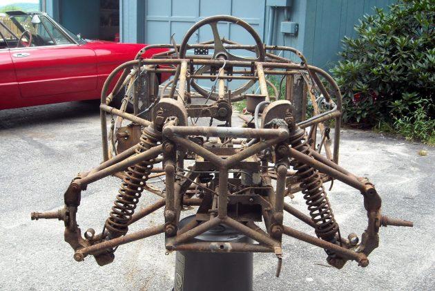Formula Libre Front Suspension