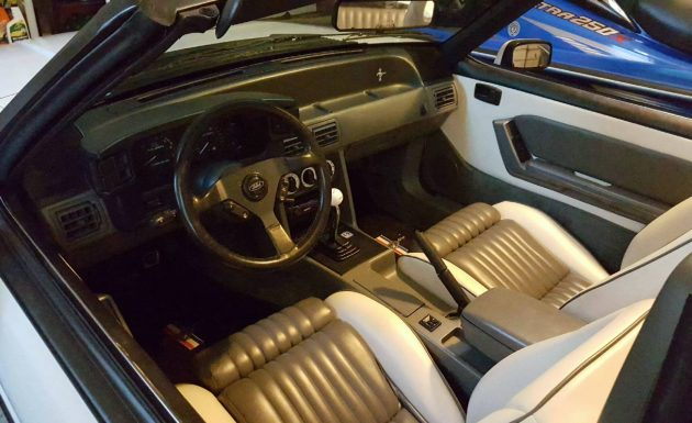Mustang 1989 Interior