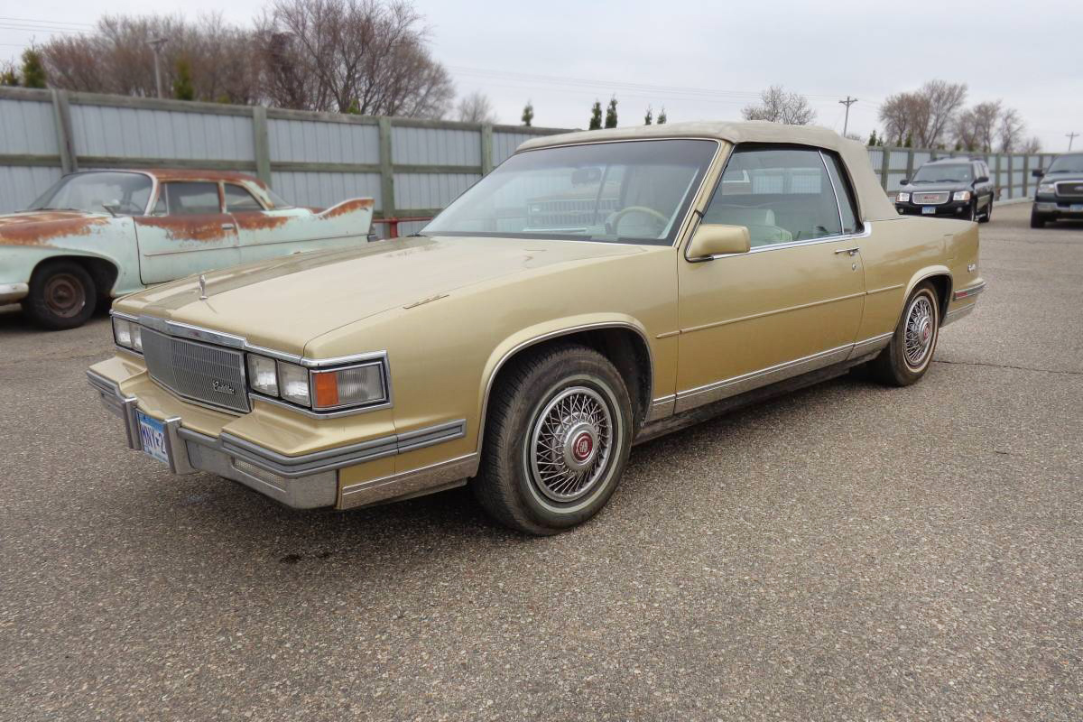 car craft conversion 1986 cadillac deville convertible car craft conversion 1986 cadillac