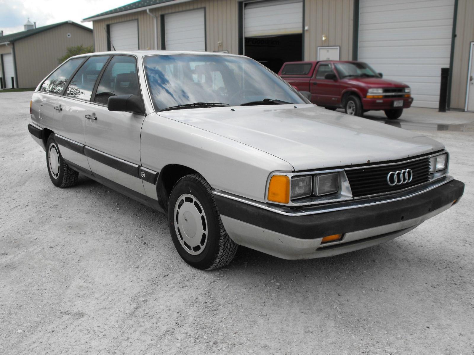 Kekurangan Audi 5000S Review