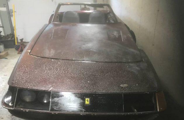 Make An Offer Ferrari Daytona Spyder Barn Finds