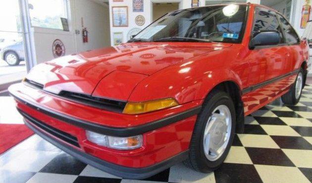 Clean 1st Gen 1989 Acura Integra