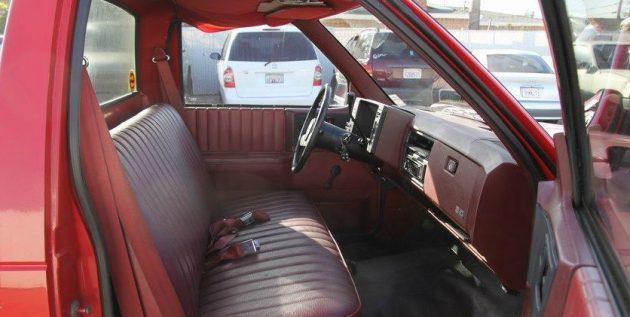 No Reserve Survivor 1986 Chevy S10 Pickup