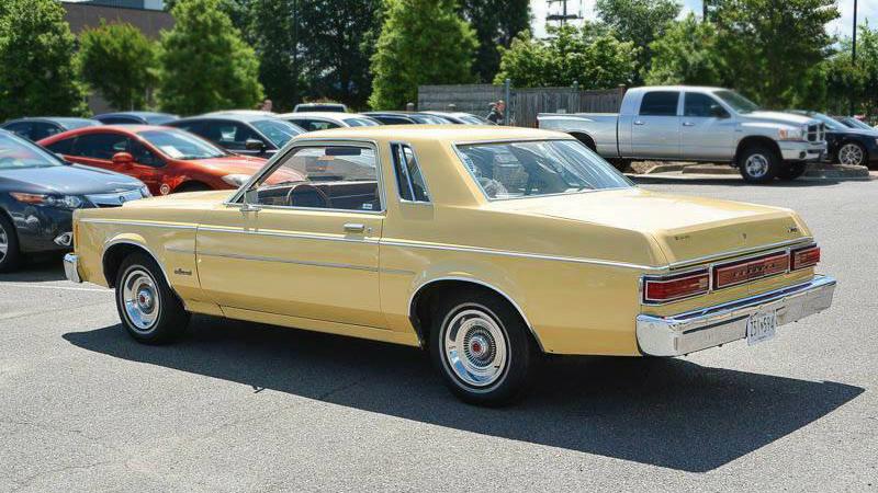 4 Speed For 4 000 1978 Mercury Monarch