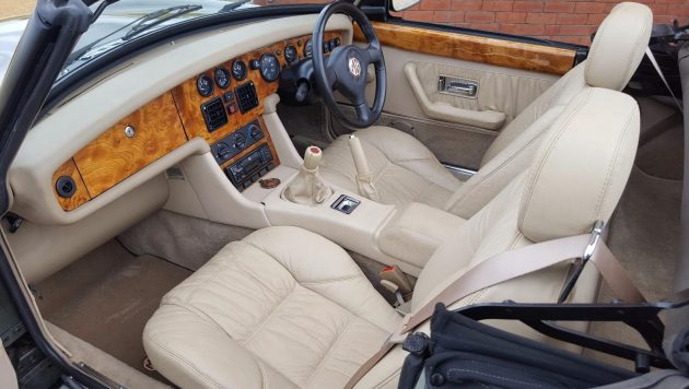 Lowest Mileage In Existence 1995 Mg Rv8