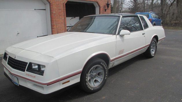 Original Owner Sale 87 Chevy Monte Carlo Aerocoupe