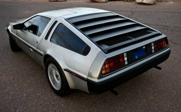 Museum Piece: 1981 DeLorean DMC12