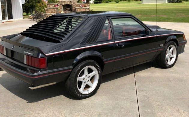 Four Eyed Survivor 1982 Ford Mustang Gt
