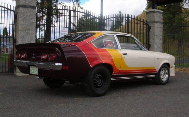 Painted In '86: 1972 Chevy Vega GT
