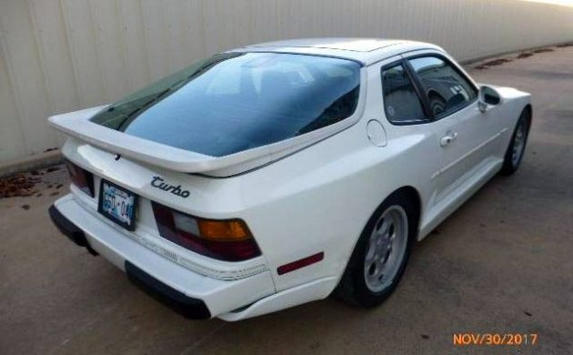 Boosted Bargain 1986 Porsche 944 Turbo