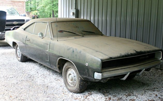 383 Time Capsule 1968 Dodge Charger