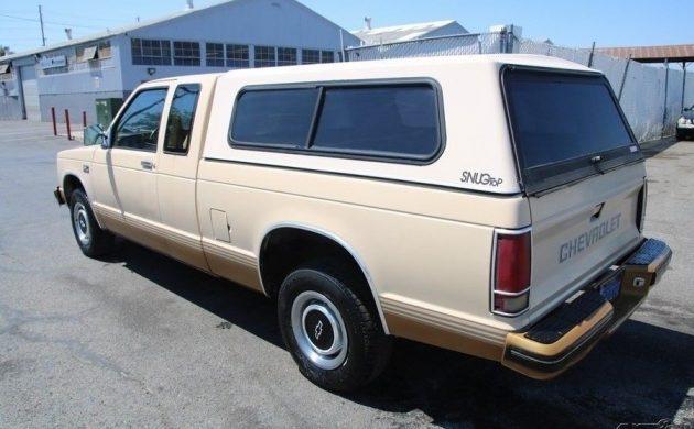 Donation Survivor 1985 Chevy S10