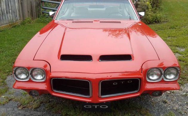 Fitting Tribute 1972 Pontiac Le Mans Gto Judge