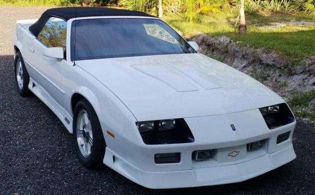 32 000 miles 1991 camaro z28 convertible 32 000 miles 1991 camaro z28 convertible