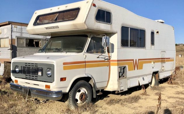 Winnebago For Sale Barn Finds