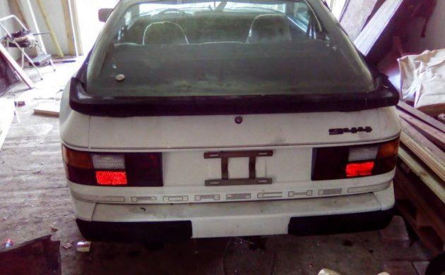Needs A Headgasket 1983 Porsche 944