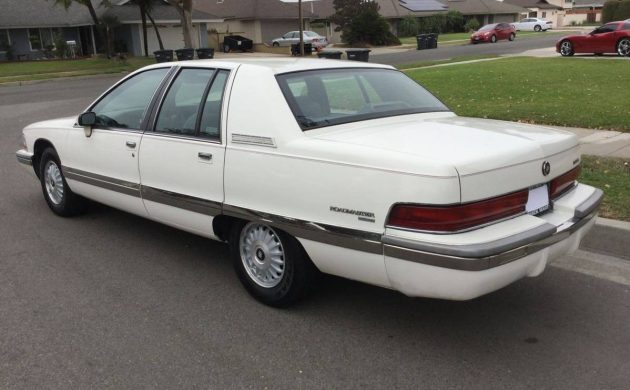 only 18k miles 1992 buick roadmaster limited 18k miles 1992 buick roadmaster limited