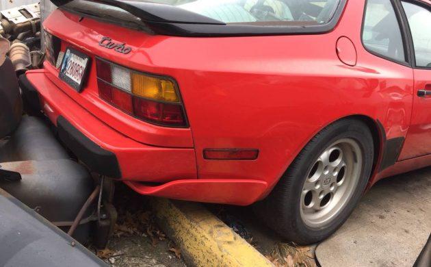 Swap Or Rebuild 1986 Porsche 944 Turbo
