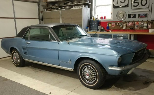 Great Starter Classic 1967 Ford Mustang Coupe