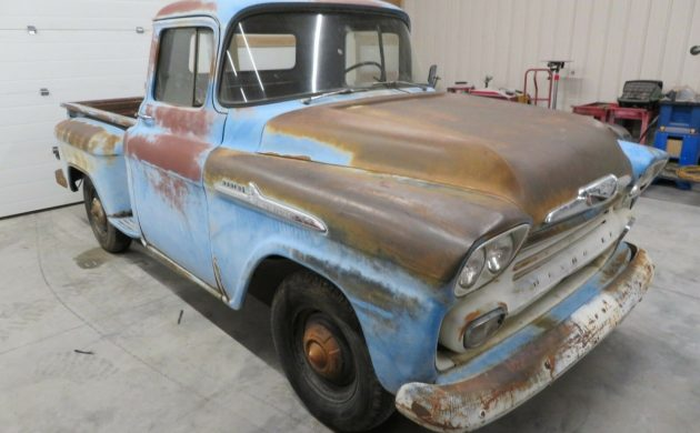 Apache For Sale - Barn Finds