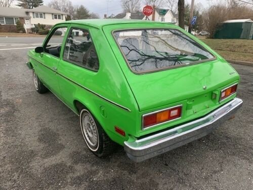 less than 6k miles 1976 chevrolet chevette less than 6k miles 1976 chevrolet chevette