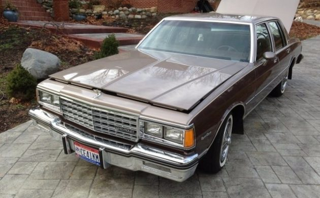 immaculate 8k miles 1984 chevrolet caprice classic 1984 chevrolet caprice classic
