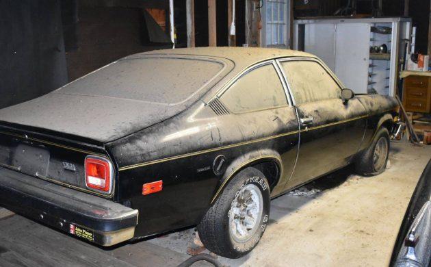 Twin Cam Barn Find: 1975 Chevrolet Cosworth Vega