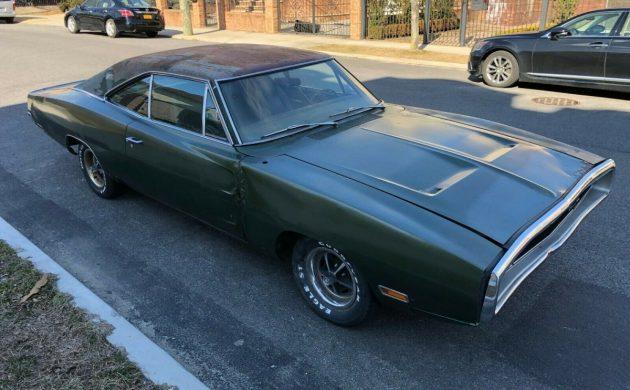 Original Big Block 1970 Dodge Charger 383