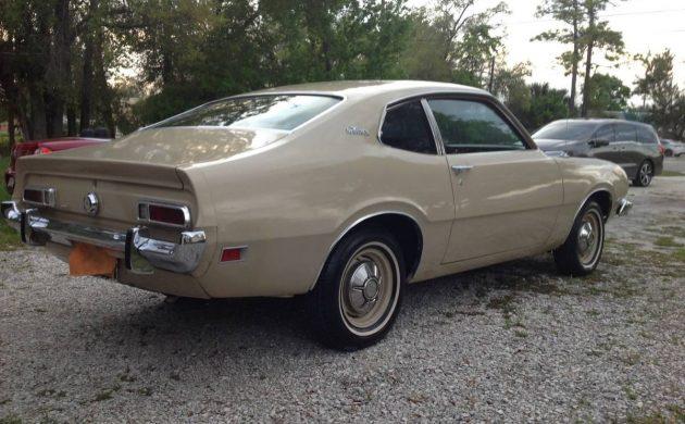 Nearly Perfect: 1973 Ford Maverick