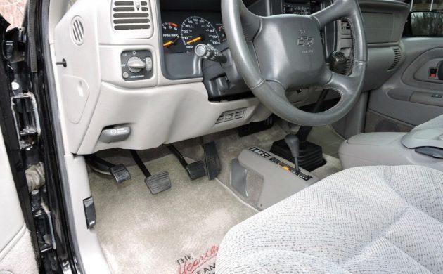Usaf General Owned 1998 Chevrolet Silverado Z71 5 Speed 4wd