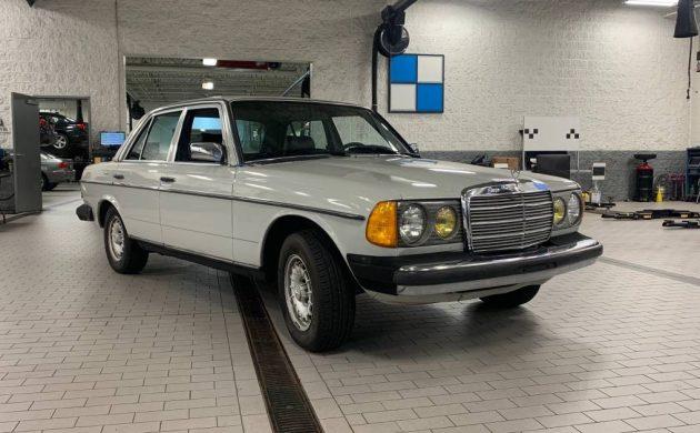 Road Trip Ready 1984 Mercedes Benz 300d