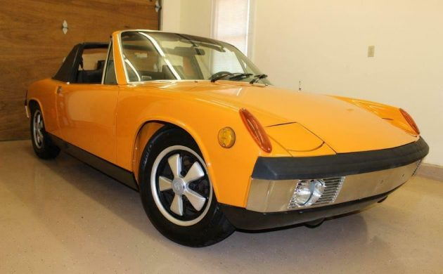 Immaculate Example 1970 Porsche 914 6