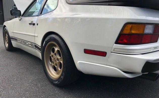 Low Mile Survivor 1986 Porsche 944 Turbo