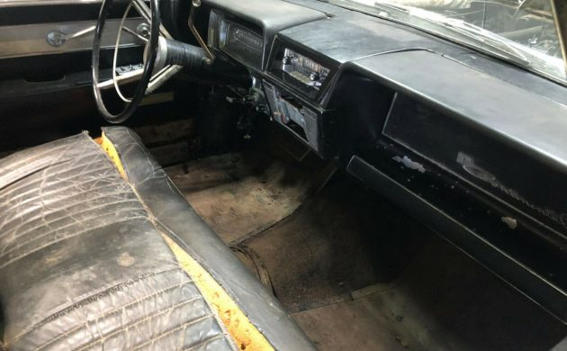 Stored For Years 1962 Lincoln Continental Convertible