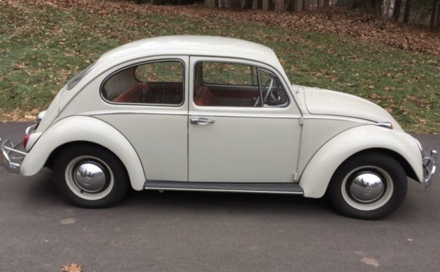 15k-Miles! 1965 Volkswagen Beetle